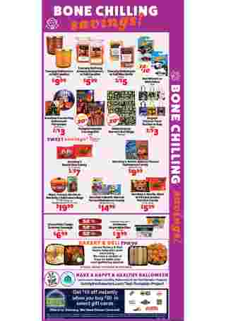 Family Fresh Market - deals are valid from 10/25/20 to 10/31/20 - page 7.