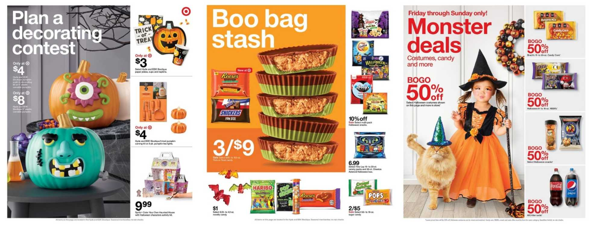 Target - deals are valid from 10/18/20 to 10/24/20 - page 2.