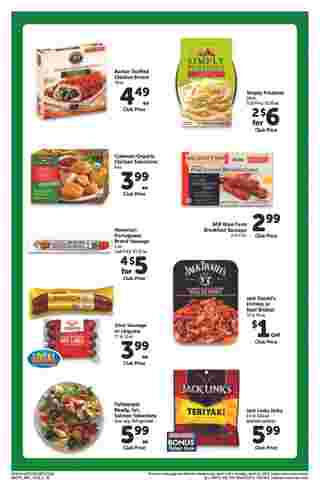 Safeway - deals are valid from 04/03/19 to 04/30/19 - page 18.