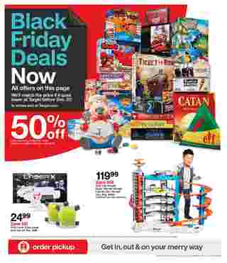 Target - deals are valid from 11/22/20 to 11/28/20 - page 11.