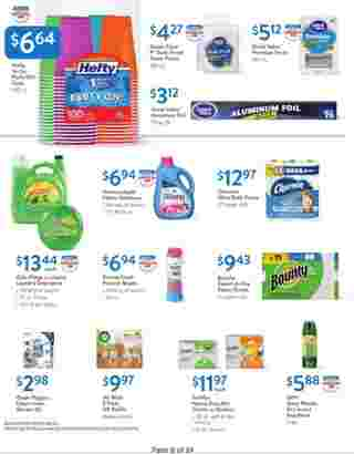 Walmart - deals are valid from 05/24/19 to 06/08/19 - page 7.