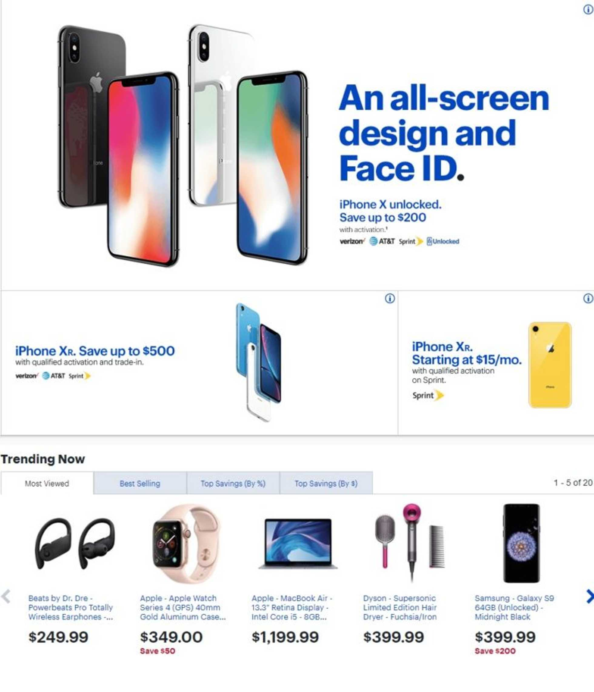 Best Buy - deals are valid from 05/05/19 to 05/11/19 - page 3.