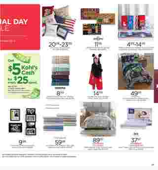 Kohl's - deals are valid from 05/23/19 to 05/27/19 - page 11.