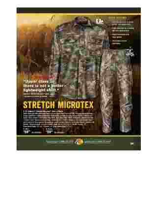 Bass Pro Shops - deals are valid from 09/01/19 to 12/28/19 - page 105.