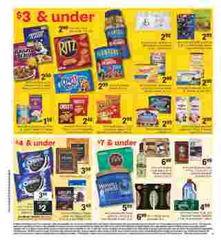 CVS - deals are valid from 10/07/20 to 10/20/20 - page 6.