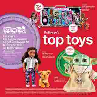 Target - deals are valid from 10/25/20 to 11/21/20 - page 43.