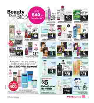 CVS - deals are valid from 11/01/20 to 11/07/20 - page 8.