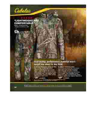 Bass Pro Shops - promo starting from 09/01/19 to 12/28/19 - page 104.