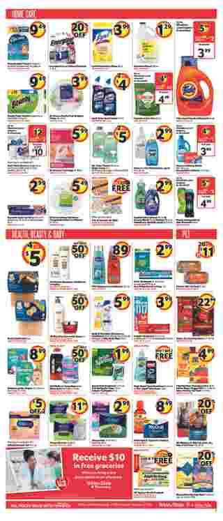 Winn Dixie - deals are valid from 01/01/20 to 01/07/20 - page 7.