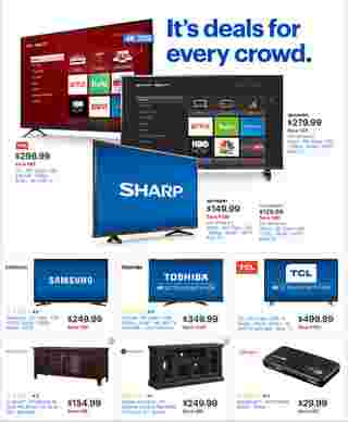 Best Buy - deals are valid from 05/05/19 to 05/11/19 - page 44.