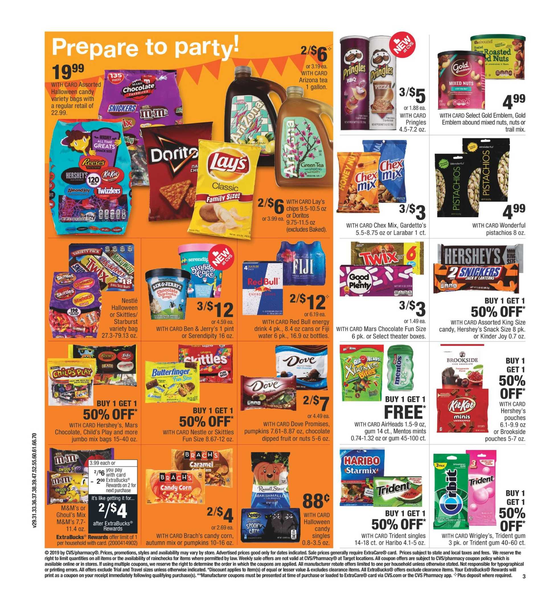 CVS - deals are valid from 10/06/19 to 10/12/19 - page 4.