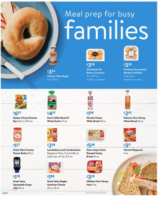 Walmart - deals are valid from 07/29/20 to 09/01/20 - page 5.