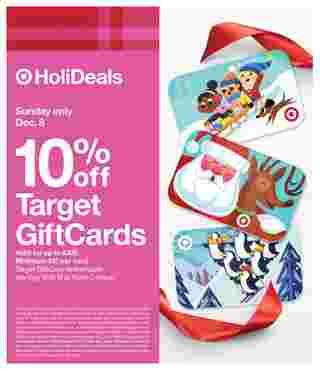 Target - deals are valid from 12/01/19 to 12/07/19 - page 33.