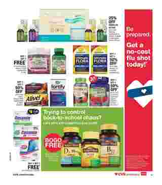 CVS - deals are valid from 08/28/19 to 08/31/19 - page 19.