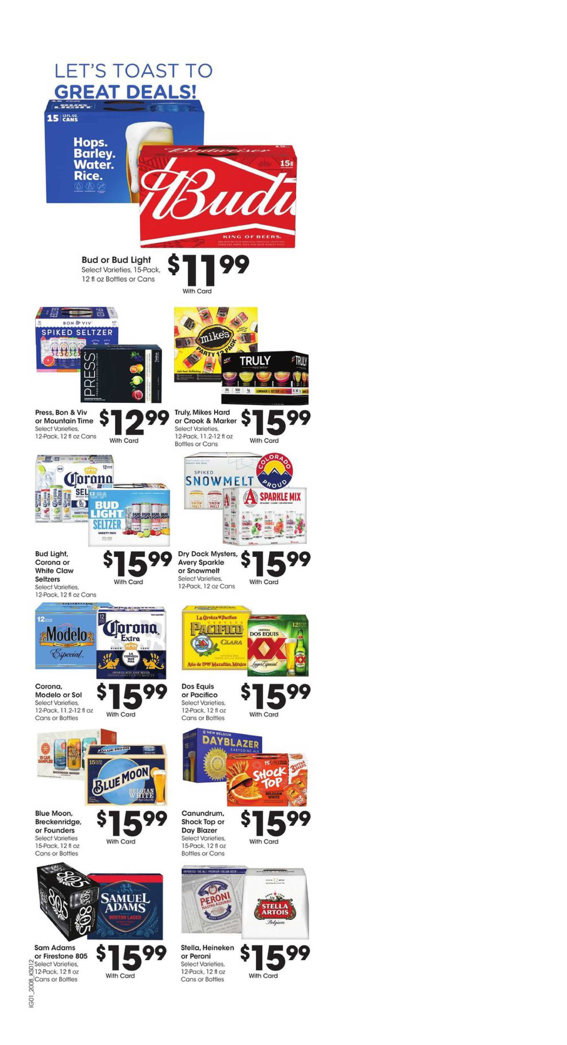 City Market - deals are valid from 03/25/20 to 03/31/20 - page 4.