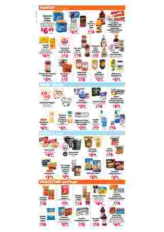 VG's Grocery - deals are valid from 05/03/20 to 05/09/20 - page 5.