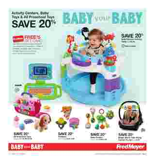 Fred Meyer - deals are valid from 10/23/19 to 10/29/19 - page 21.