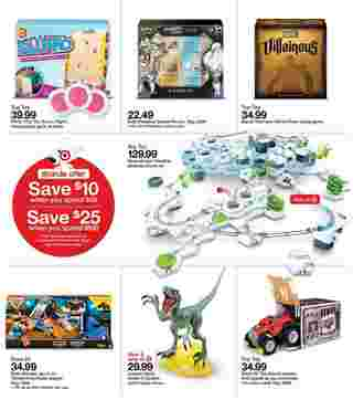 Target - deals are valid from 10/11/20 to 10/17/20 - page 10.