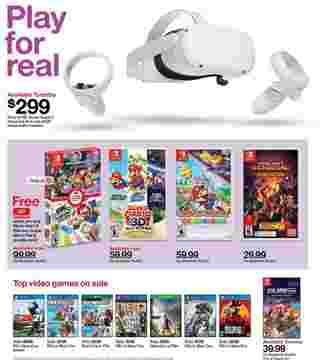 Target - deals are valid from 10/11/20 to 10/17/20 - page 15.