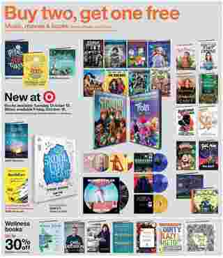 Target - deals are valid from 10/11/20 to 10/17/20 - page 17.