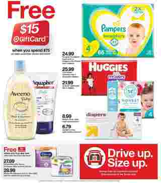 Target - deals are valid from 10/11/20 to 10/17/20 - page 25.