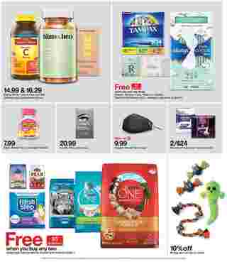 Target - deals are valid from 10/11/20 to 10/17/20 - page 29.
