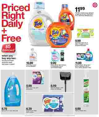 Target - deals are valid from 10/11/20 to 10/17/20 - page 30.