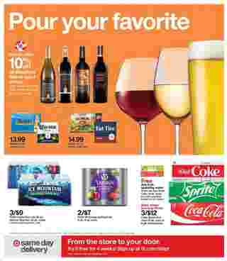 Target - deals are valid from 10/11/20 to 10/17/20 - page 33.