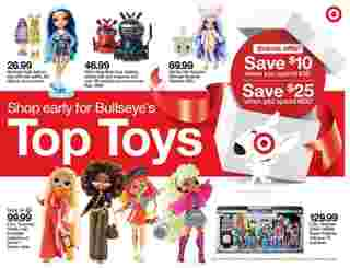 Target - deals are valid from 10/11/20 to 10/17/20 - page 6.