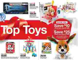 Target - deals are valid from 10/11/20 to 10/17/20 - page 8.