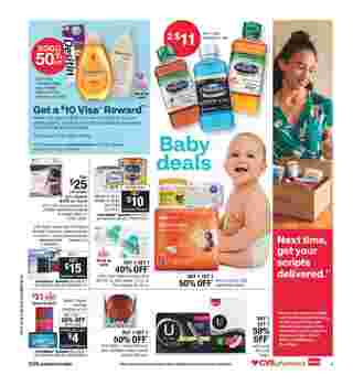 CVS - deals are valid from 01/12/20 to 01/18/20 - page 11.