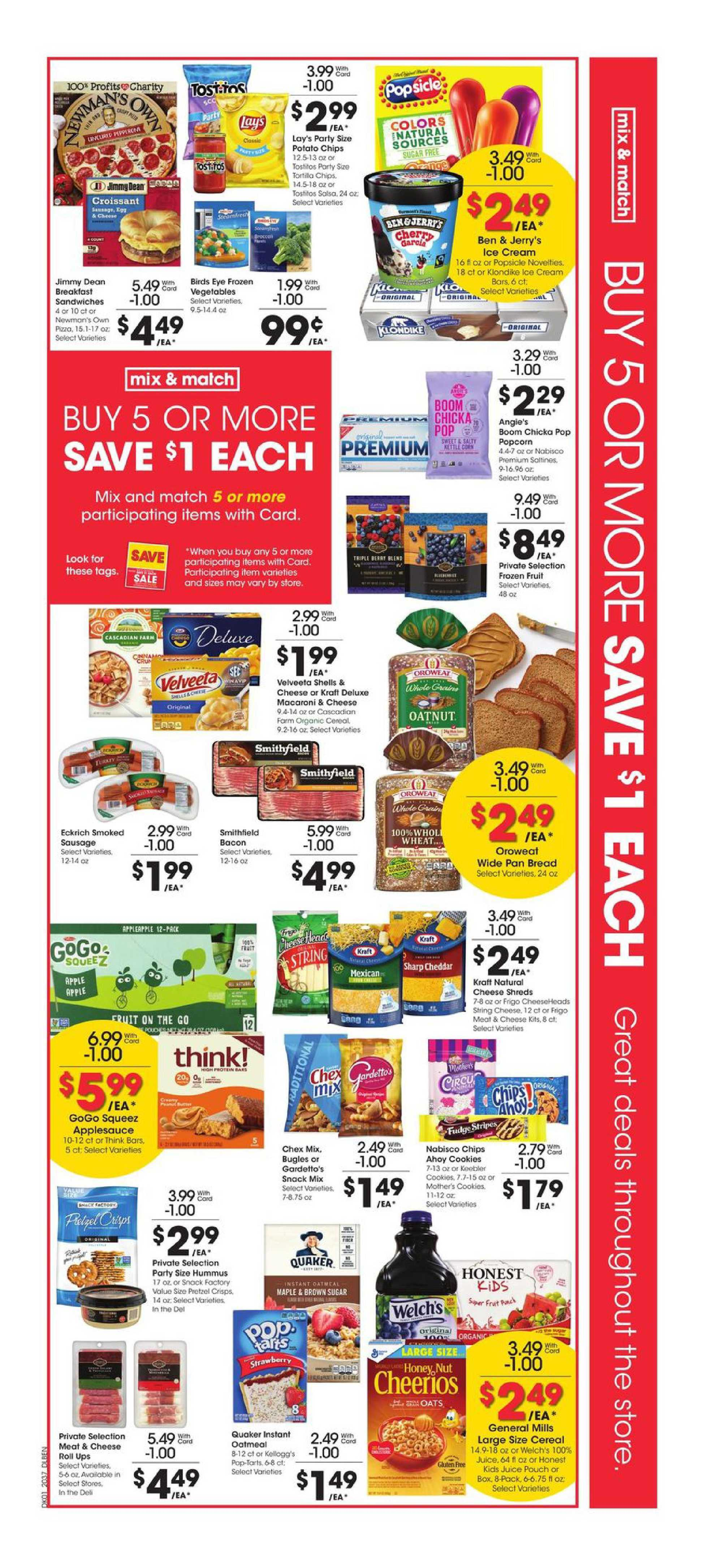 Kroger - deals are valid from 10/14/20 to 10/20/20 - page 2.