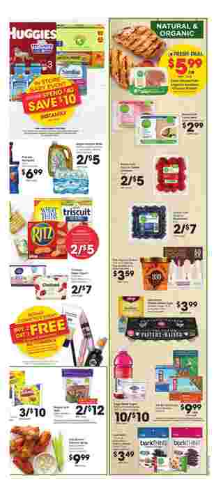 Kroger - deals are valid from 10/14/20 to 10/20/20 - page 5.