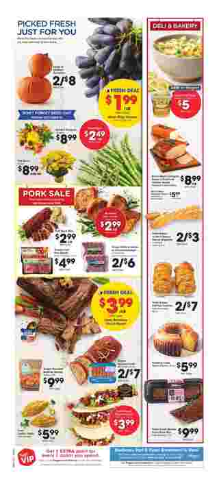 Kroger - deals are valid from 10/14/20 to 10/20/20 - page 6.