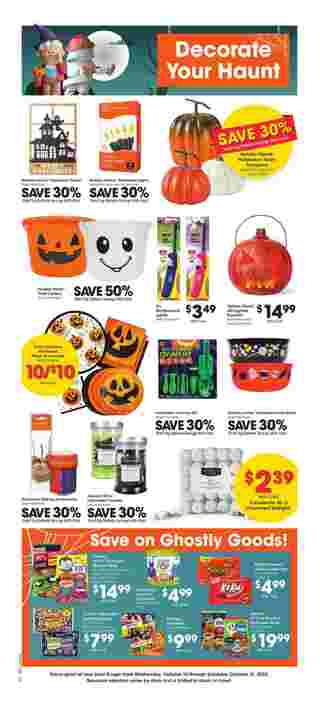 Kroger - deals are valid from 10/14/20 to 10/20/20 - page 7.