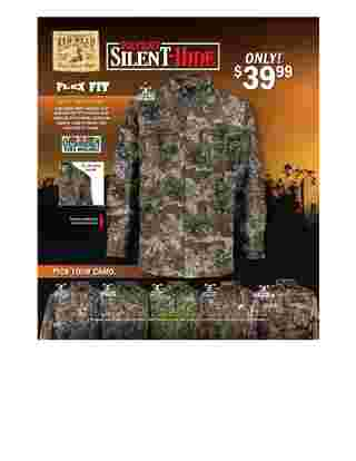 Bass Pro Shops - promo starting from 09/01/19 to 12/28/19 - page 106.