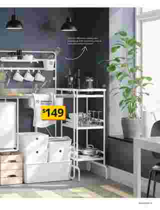 Ikea - deals are valid from 12/01/20 to 08/31/21 - page 61.