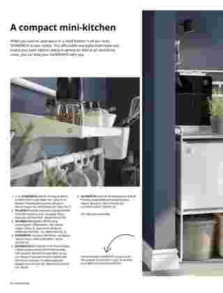 Ikea - deals are valid from 12/01/20 to 08/31/21 - page 60.
