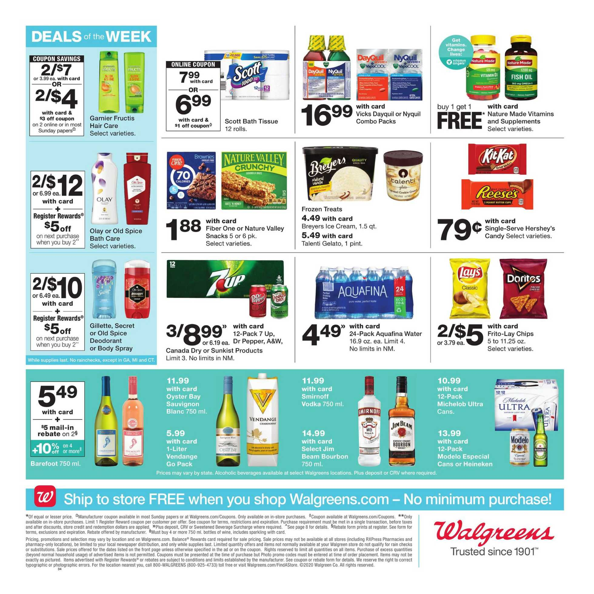Walgreens - deals are valid from 03/01/20 to 03/07/20 - page 2.