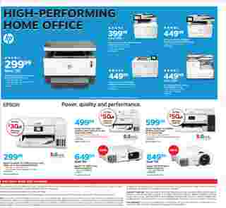 Staples - deals are valid from 08/09/20 to 08/15/20 - page 6.