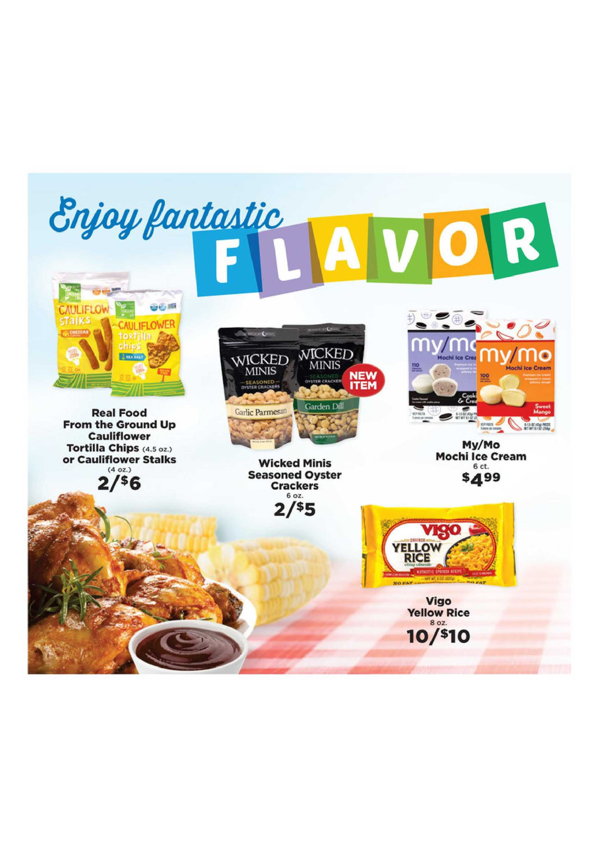 D&W Fresh Market - deals are valid from 06/28/20 to 08/29/20 - page 3.