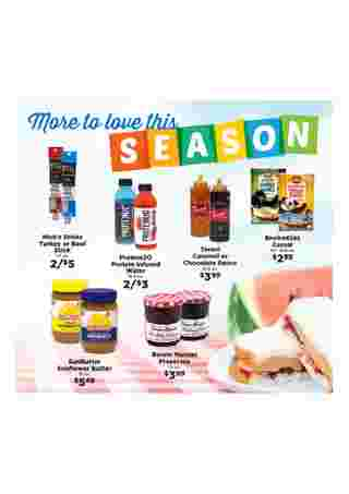 D&W Fresh Market - deals are valid from 06/28/20 to 08/29/20 - page 5.