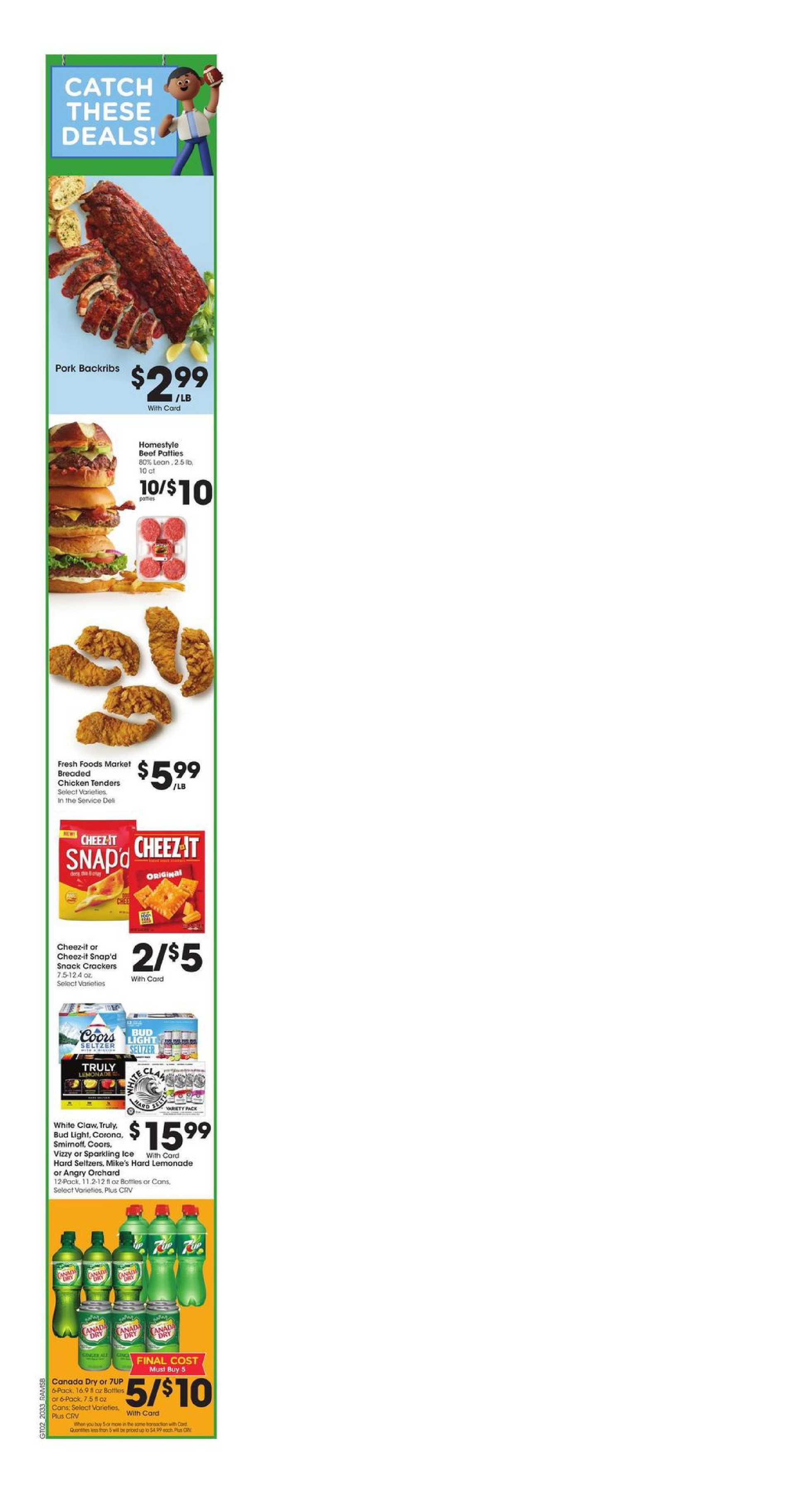 Ralphs - deals are valid from 09/16/20 to 09/22/20 - page 2.