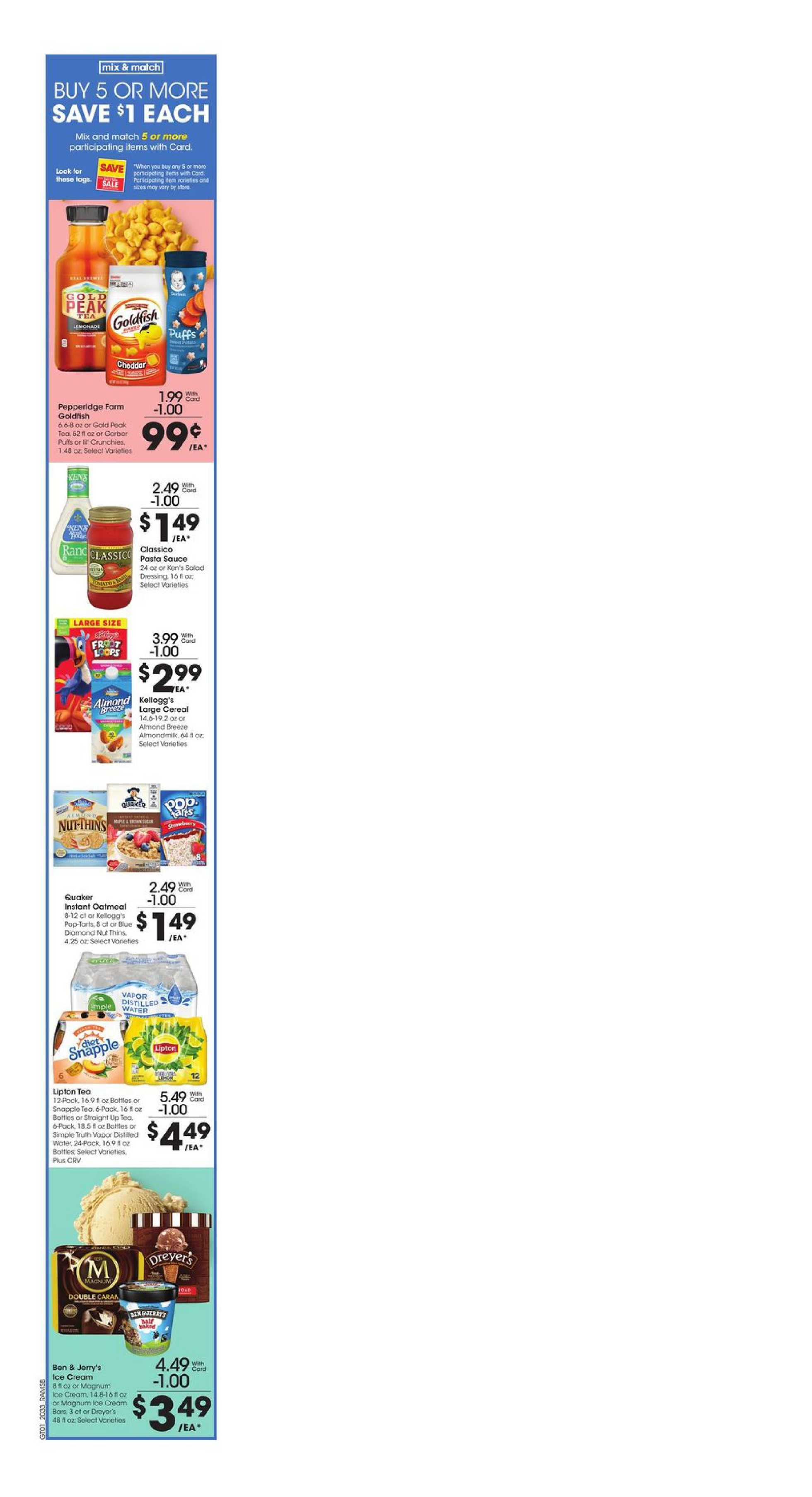 Ralphs - deals are valid from 09/16/20 to 09/22/20 - page 3.
