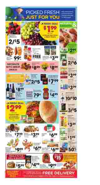 Ralphs - deals are valid from 09/16/20 to 09/22/20 - page 6.