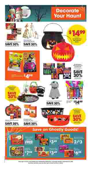 Ralphs - deals are valid from 09/16/20 to 09/22/20 - page 7.