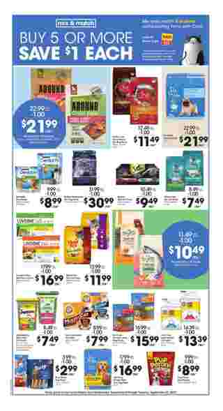 Ralphs - deals are valid from 09/16/20 to 09/22/20 - page 8.