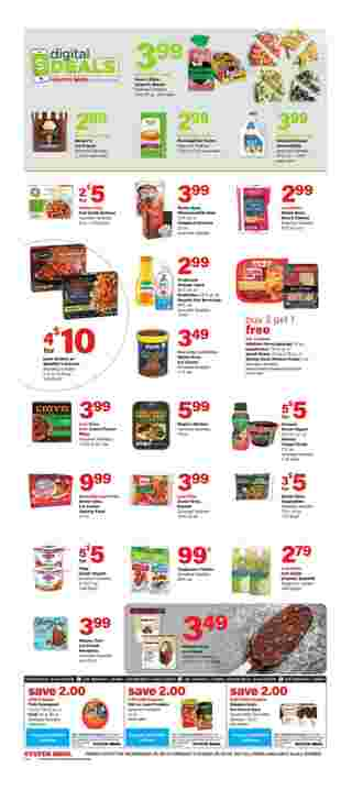 Current Flyer Of Stater Bros Us Promotons Com