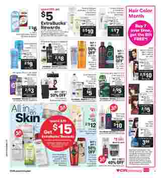 CVS - deals are valid from 10/11/20 to 10/17/20 - page 6.
