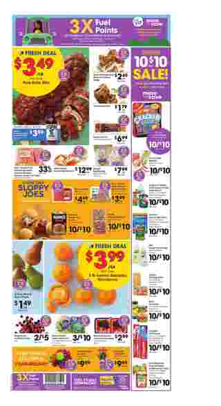 Kroger - deals are valid from 01/29/20 to 02/04/20 - page 7.